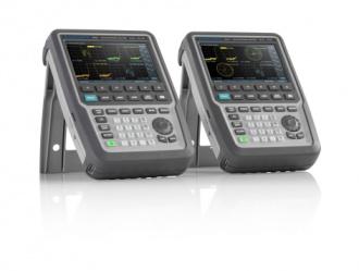 Rohde & Schwarz ZNH series handheld vector network analyzer pair