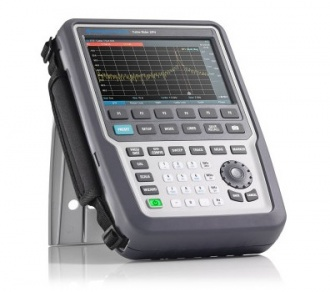 Rohde & Schwarz ZPH Cable Rider cable and antenna analyzer - angled