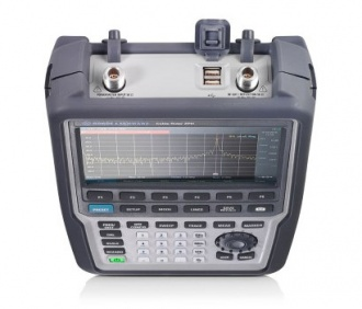 Rohde & Schwarz ZPH Cable Rider cable and antenna analyzer - top