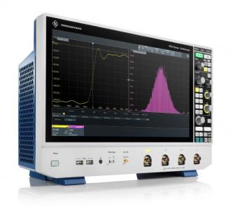 Rohde and Schwarz RTO6 Series Oscilloscope - side