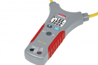 SEFRAM SP 297B flexi loop clamp meter with Bluetooth - close