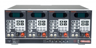 Sorensen SLM series mainframe with 4 modules