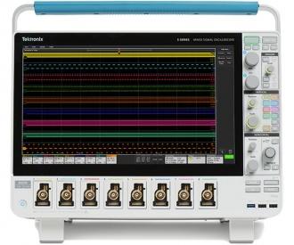 Tektronix MSO58 (5 Series) Mixed Signal Oscilloscope - front