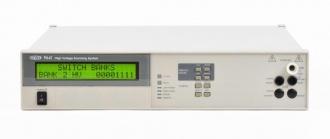 Vitrek 964i high voltage switcher - front panel