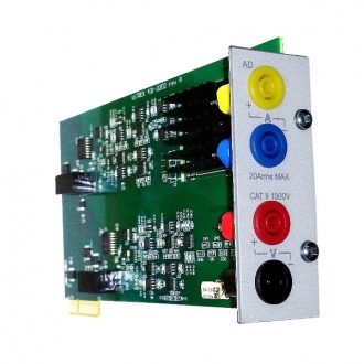 Example image: card for Vitrek PA900 series