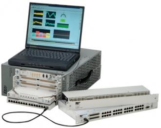 VTI data acquisition system