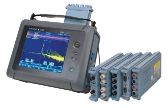 Yokogawa DL350 portable ScopeCorder - with module options