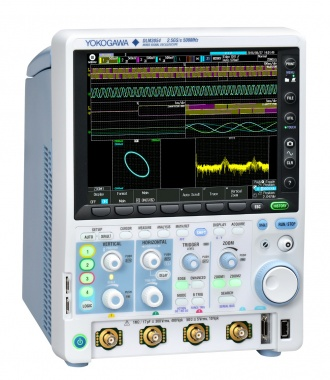 Yokogawa DLM3000 Digital Oscilloscope (DLM3054) - left