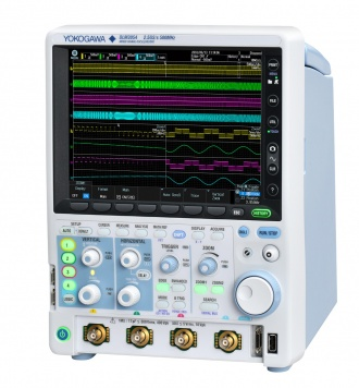 Yokogawa DLM3000 Digital Oscilloscope (DLM3054) - right