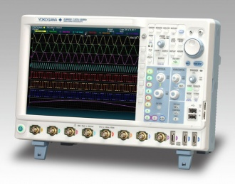 Yokogawa DLM4058 (DLM4000 Series) 8 channel oscilloscope - right