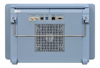 Yokogawa DLM5000 series Mixed Signal Oscilloscope - back
