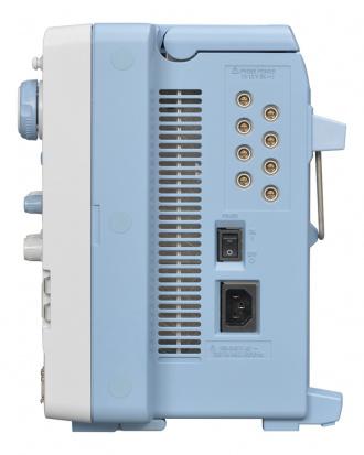 Yokogawa DLM5000 series Mixed Signal Oscilloscope - right side
