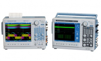 Yokogawa DL850E and DL850EV ScopeCorders