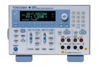 Yokogawa GS820 Series dual channel Source Measure Unit (SMU)