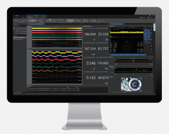 Yokogawa IS8000 software
