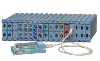 Yokogawa DL850E ScopeCorder input module range