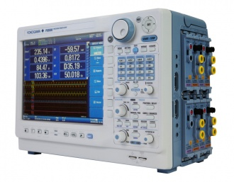 Yokogawa PX8000 power scope - angled