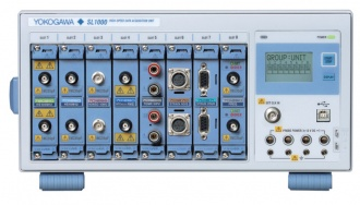Yokogawa SL1000 Data Acquisition system - front