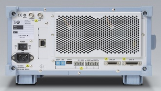 Yokogawa SL1000 Data Acquisition system - back