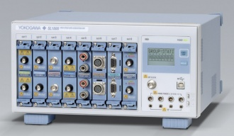 Yokogawa SL1000 Data Acquisition system - angled