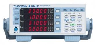 Yokogawa WT310E (WT300 Series) Power Analyzer front panel