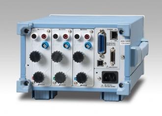 Yokogawa WT330 Power Analyzer back panel