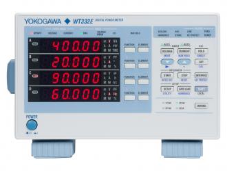 Yokogawa WT332E (WT300 Series) Power Analyzer front panel