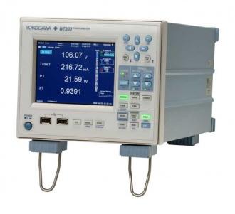Yokogawa WT500 Power Analyzer