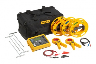 Fluke 1625-2 Advanced Geo Earth/Ground Tester Kit