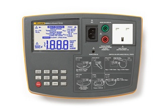 Fluke 6200-2 Portable Appliance Tester UK version