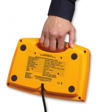 Fluke 6500-2 Portable Appliance Tester - back