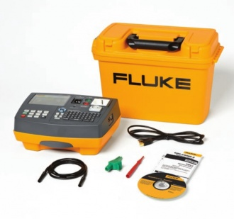 Fluke 6500-2 Portable Appliance Tester kit