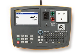 Fluke 6500-2 Portable Appliance Tester UK version