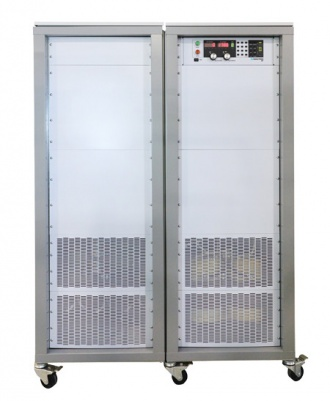 Magna-Power MT Series DC Power Supply - 2 chassis