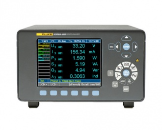 Fluke Norma 4000 Power Quality Analyzer