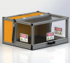Vitrek SE Series high voltage safety enclosure - closed