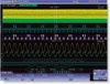 Yokogawa DLM2000 series option example screenshot (simultaneous analysis of I2C and SPI)