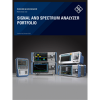 R&S Signal and Spectrum Analyzer Portfolio