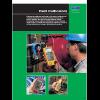 Fluke field calibrators brochure thumbnail