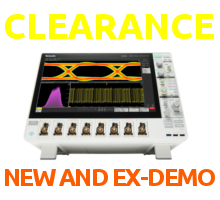 Tektronix Clearance Sale